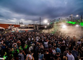 Factory 93 Secret Project Festival 2018