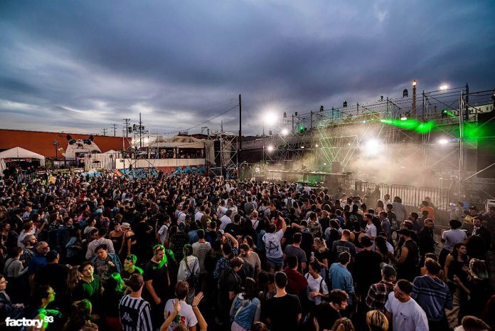 Factory 93 Secret Project Festival 2018