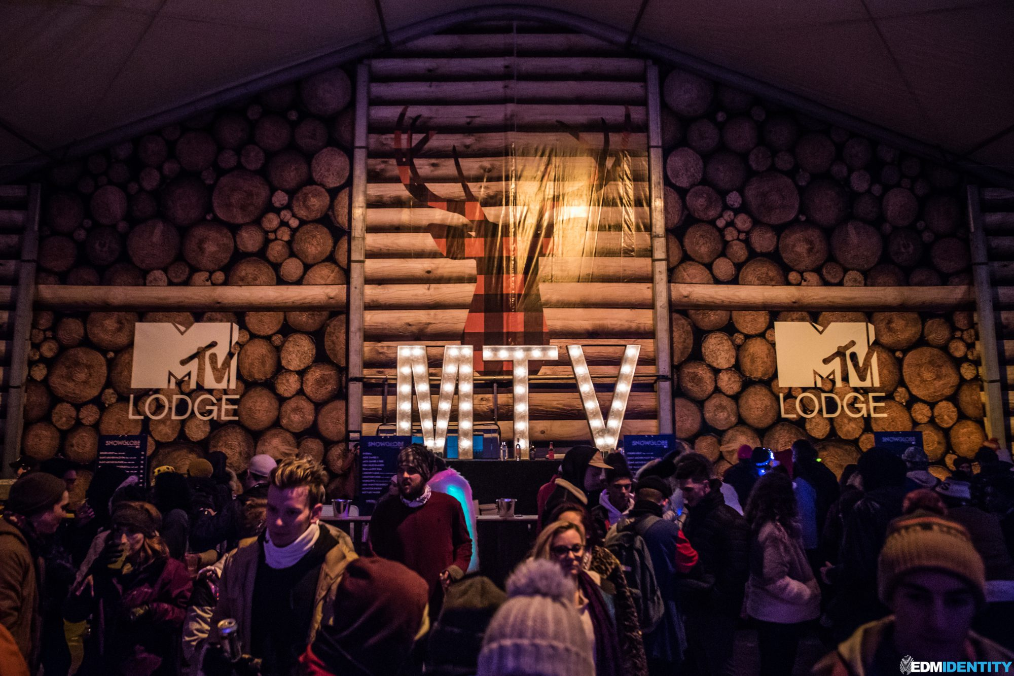 MTV SnowGlobe 2018