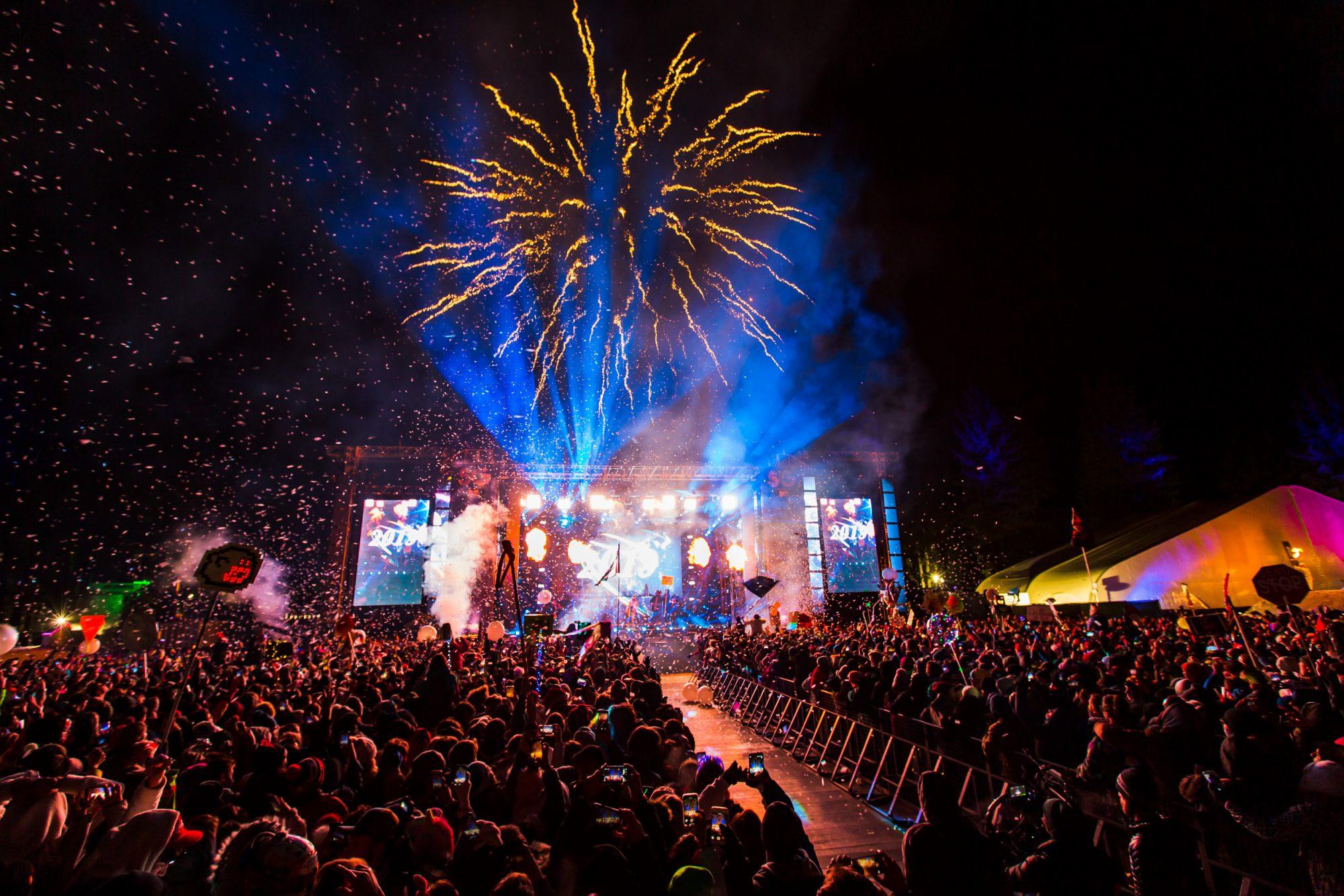 SnowGlobe Music Festival 2018 - Day 3