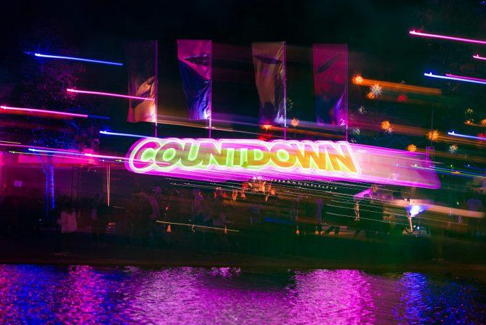 Countdown NYE 2018