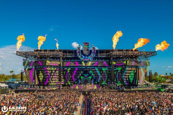 Ultra Music Festival 2019 Day 1