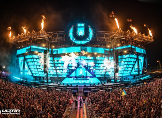 Ultra Music Festival 2019 Day 3