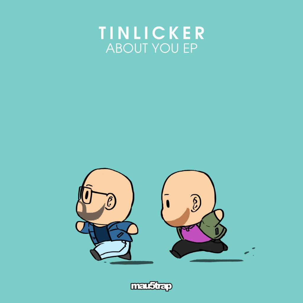 Tinlicker About You EP