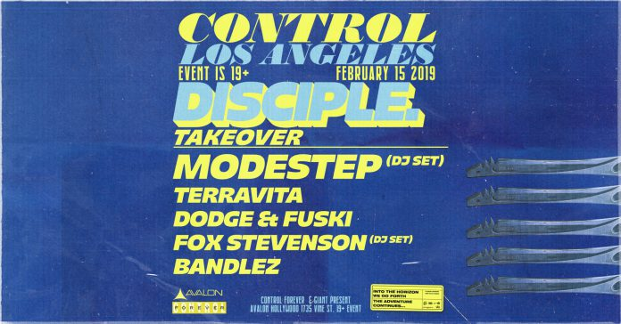 Disciple Records Takeover Avalon Hollywood