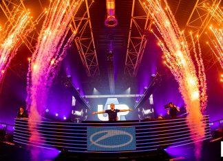 ASOT 900 Utrecht Armin Fireworks