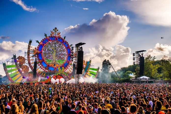 Mysteryland 2018 Mainstage Day 01