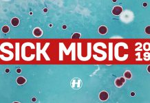 Sick Music 2019 Jumbo Banner