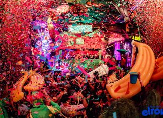 elrow New York El Bowsque Encantado