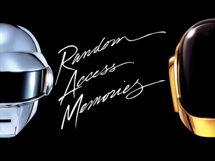 Rewind Time and Get Swept Up to the Stars by Daft Punk's