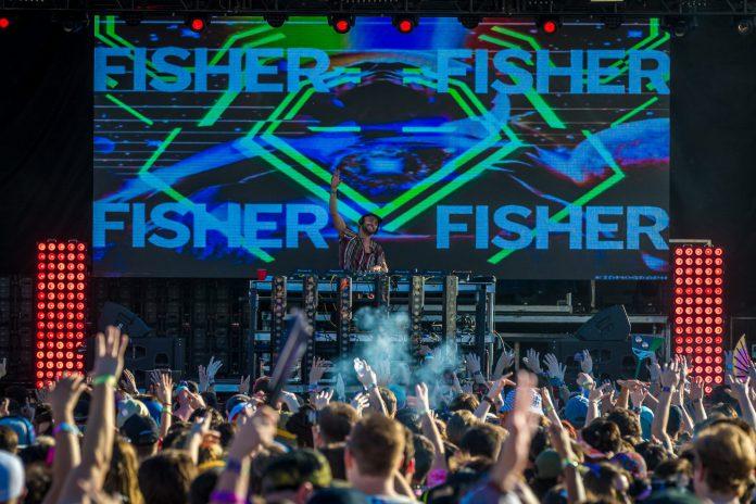 FISHER at BUKU 2019