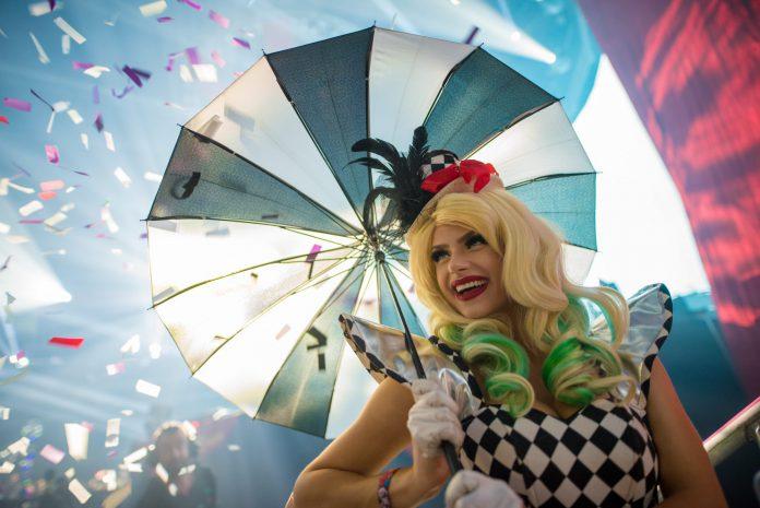 Beyond Wonderland SoCal 2019 Alice