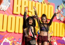 Beyond Wonderland SoCal 2019 Girls