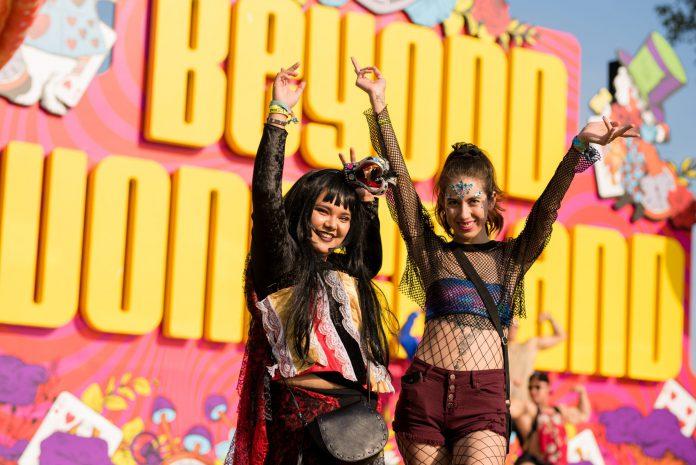 Beyond Wonderland SoCal 2019 Girls