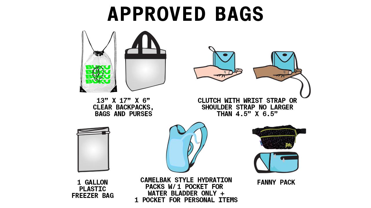 buku bag policy