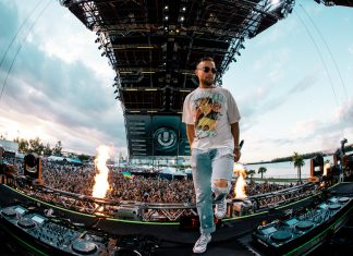 Party Favor at Ultra Miami 2019