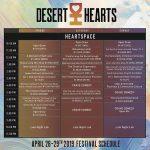 Desert Hearts 2019 - Heartspace