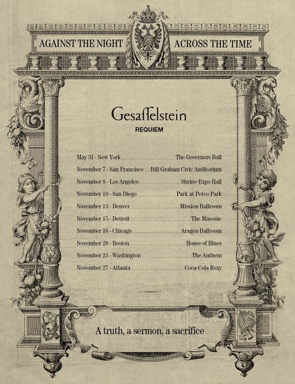 Gesaffelstein requiem tour ile ilgili görsel sonucu