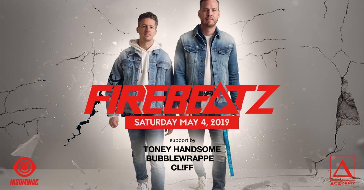 Firebeatz Academy LA