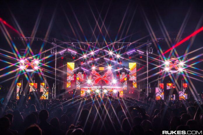 Excision Phoenix Lights 2019