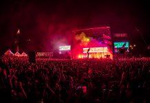 Shaky Beats 2018 Crowd Shot