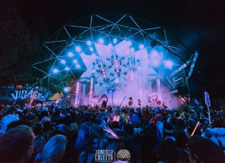 Shambhala Music Festival 2018 The Village Stage