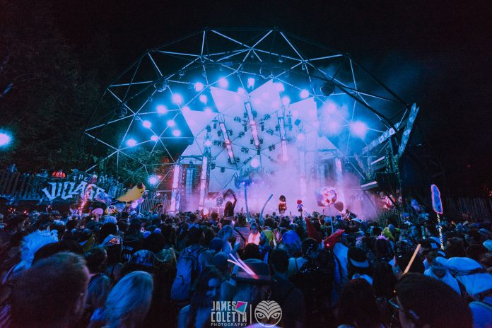 Shambhala Music Festival 2018 The Village Stage
