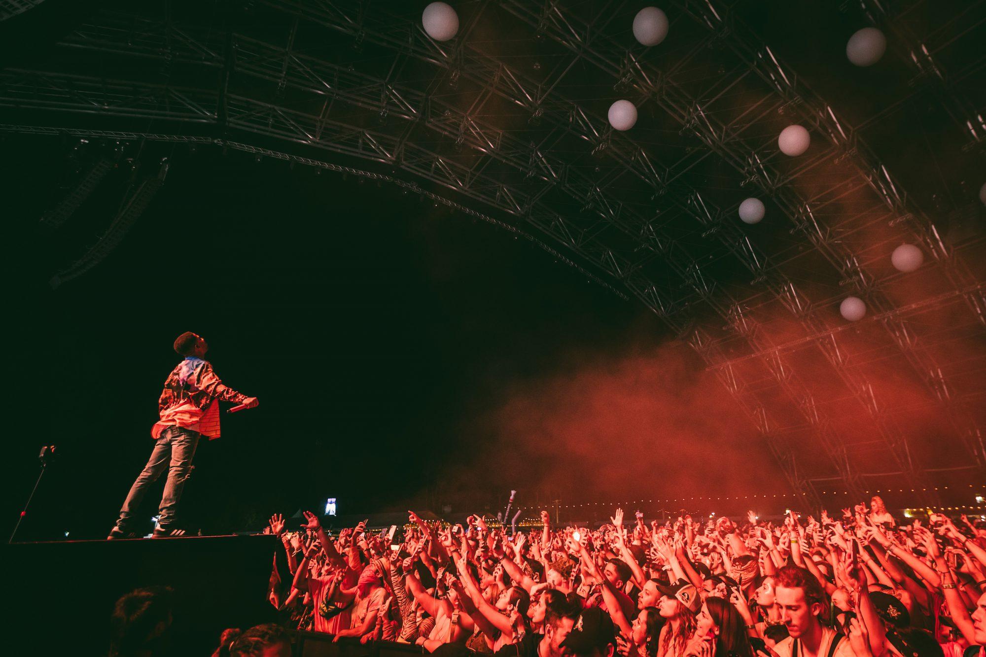 Kid Cudi, Coachella 2019 Weekend 1, Sahara Tent, Saturday
