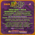 Shambhala 2019 Amp Stage Lineup