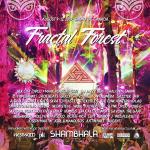 Shambhala 2019 Fractal Forest Stage Lineup