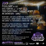 Shambhala 2019 The Living Room Stage Lineup