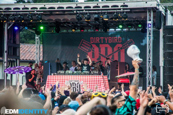 Dirtybird BBQ 2019 Los Angeles Justin Martin