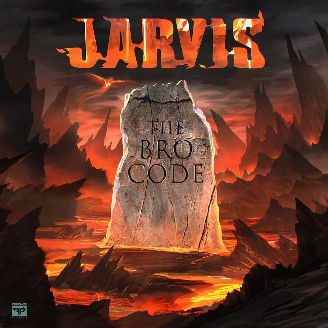 Jarvis The Bro Code EP