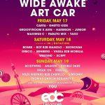 EDC Las Vegas 2019 - Wide Awake Art Car Lineup