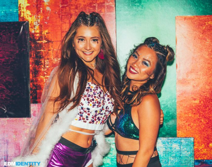 EDC Las Vegas 2019 Girls