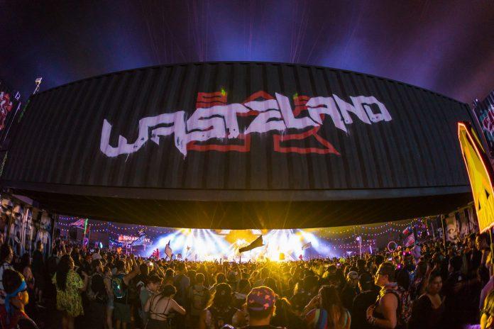 EDC Las Vegas 2019 wasteLAND