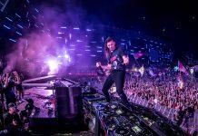 EDC Las Vegas 2019 Skrillex