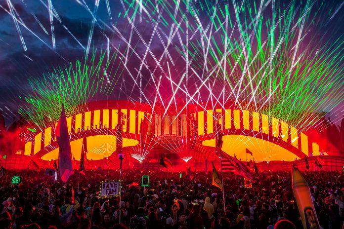 EDC Las Vegas 2019 cosmicMEADOW