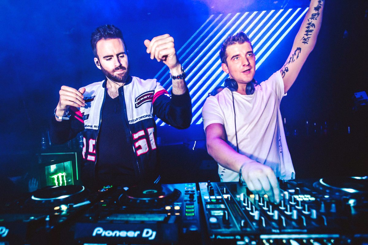 Gareth Emery and Ashley Wallbridge
