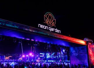 EDC Las Vegas 2019 neonGARDEN