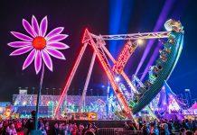 EDC Las Vegas 2019 Ride
