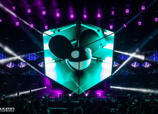 Ultra Music Festival 2019 Day 2 deadmau5 Cube V3