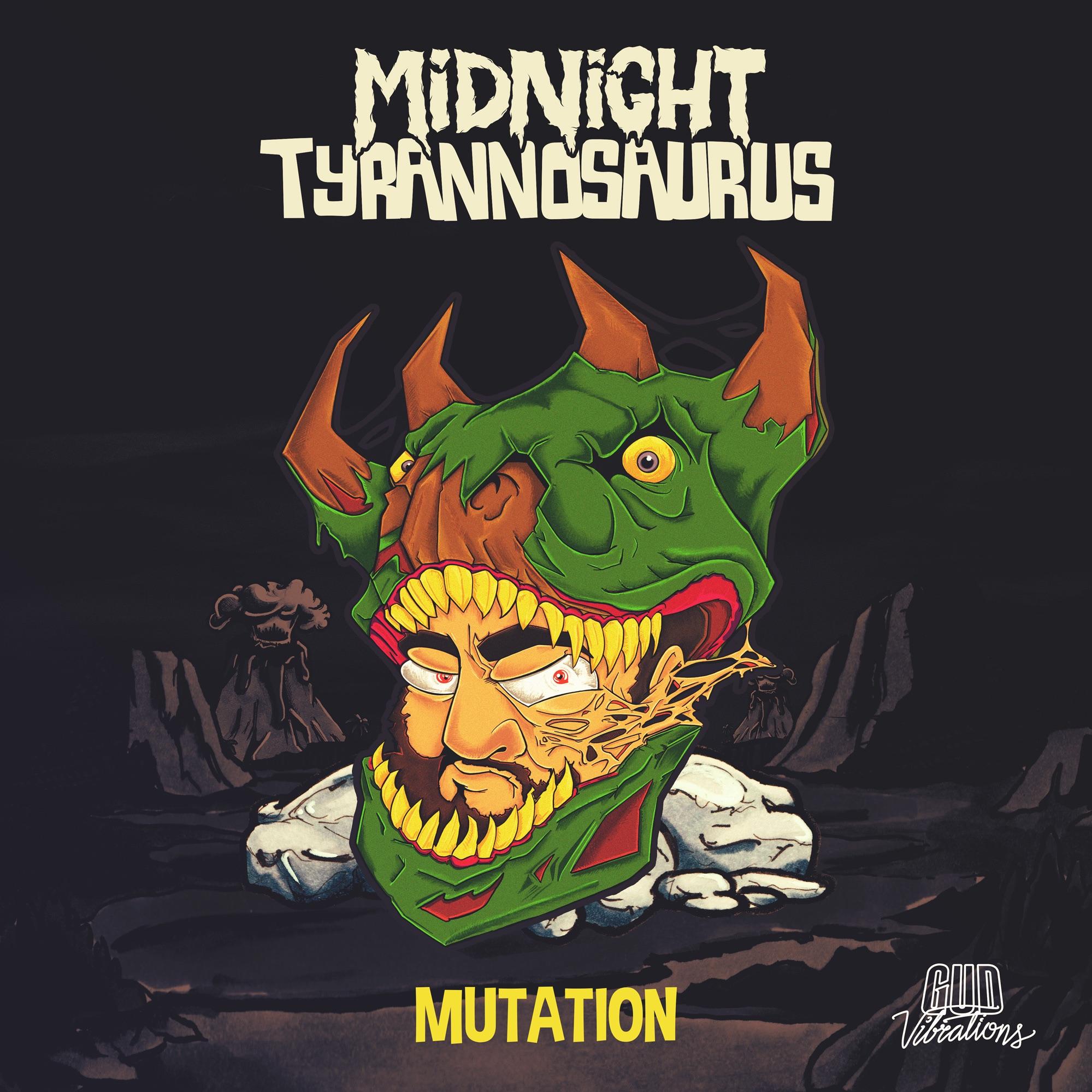 Midnight Tyrannosaurus Mutation EP