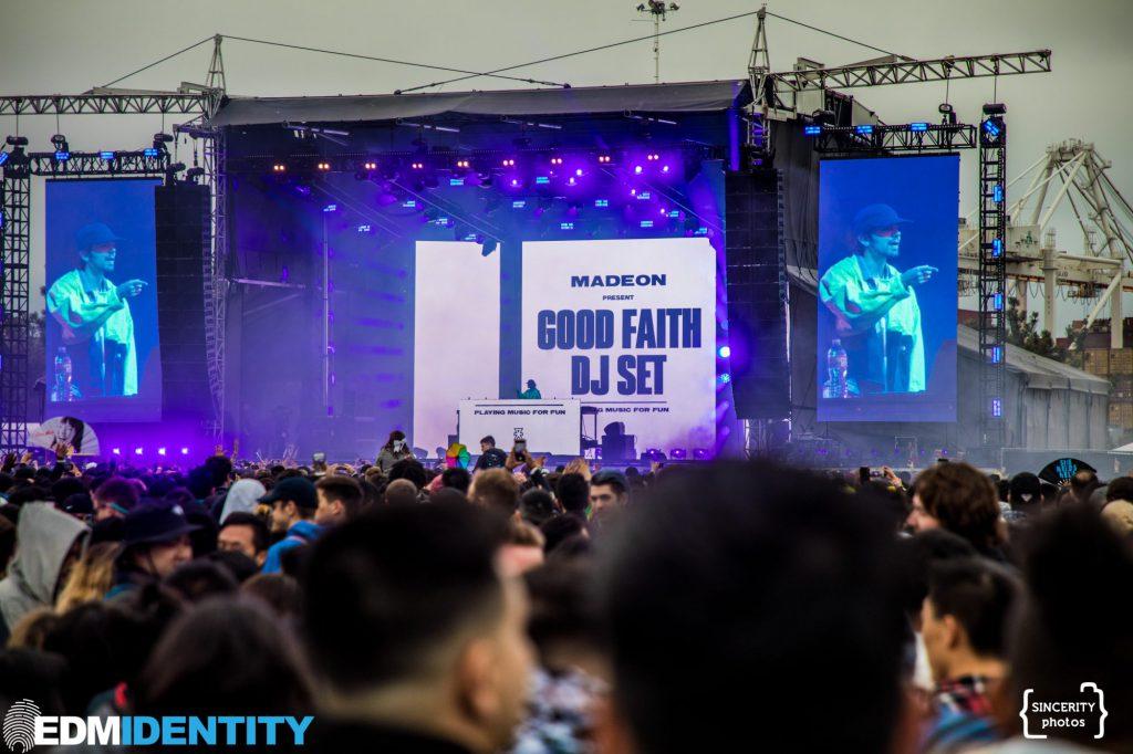 Second Sky Festival 2019 Madeon