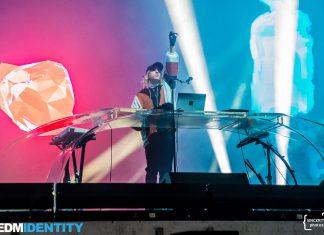 Second Sky Music Festival 2019 Porter Robinson