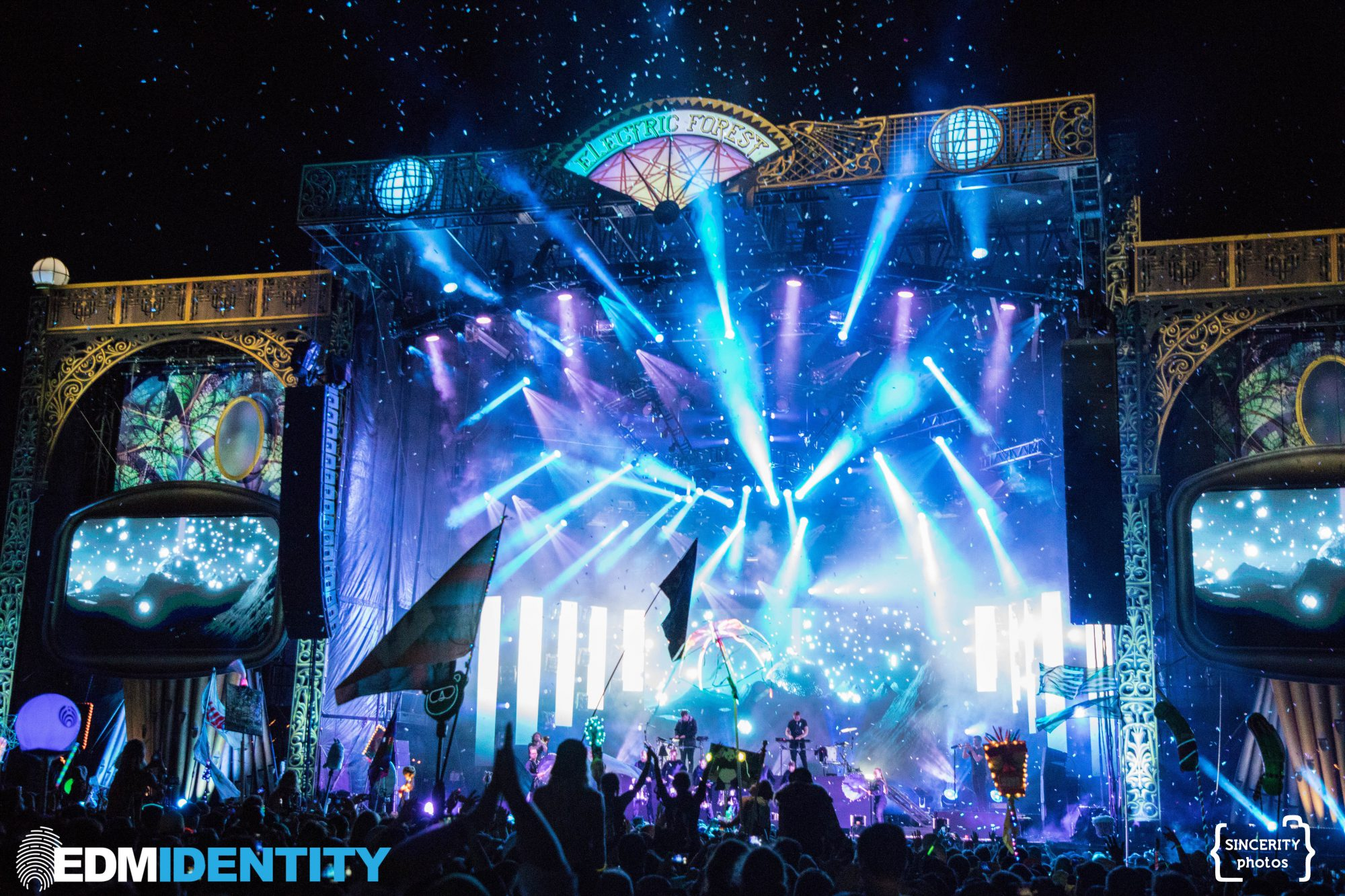 Electric Forest 2017 Odesza