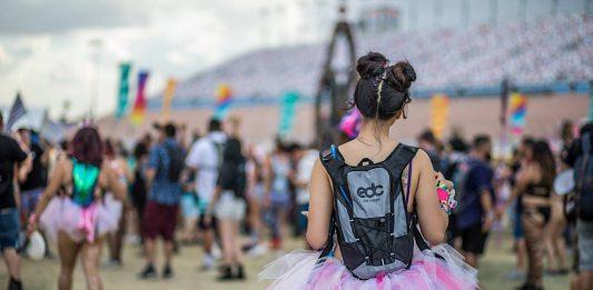 EDC Las Vegas 2018 Hydration Pack
