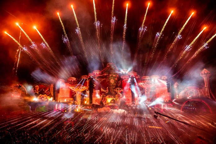 Tomorrowland 2018 Weekend 2