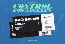 Bro Safari Parker Avalon Hollywood