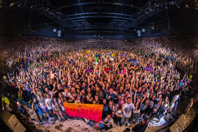 Bassnectar Freestyle Sessions 2019